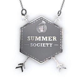 Carmilla - Summer Society Pendant