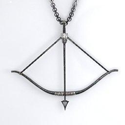 Carmilla - Mel's Bow Pendant
