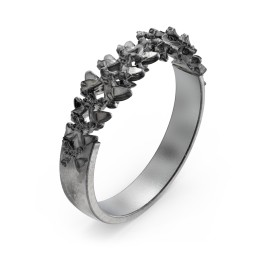 Carmilla - Wide Spine Band Ring