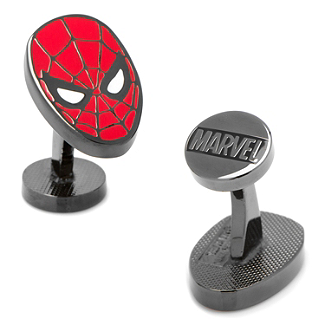 Marvel - Spider-Man Cufflinks