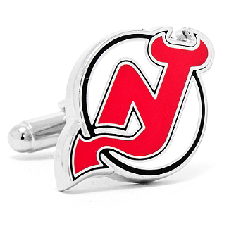 NHL- NJ Devils Cufflinks