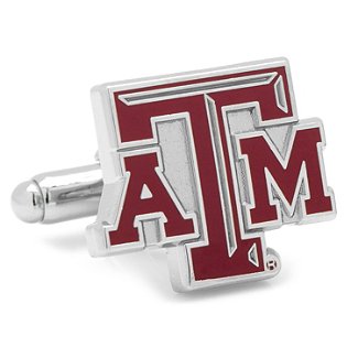 NCAA- Texas A&M Aggies Cufflinks