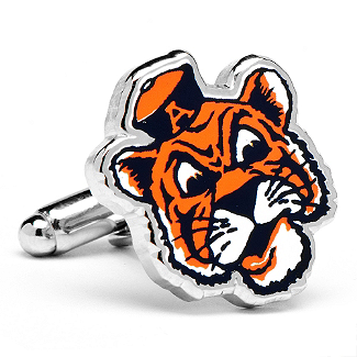 NCAA- Vintage Auburn University Tigers Cufflinks