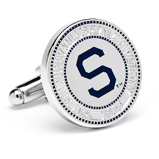 NCAA- Vintage Penn State University Nittany Lions Cufflinks