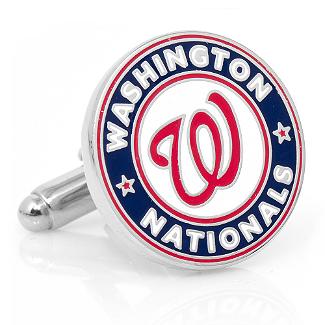 MLB- Washington Nationals Cufflinks
