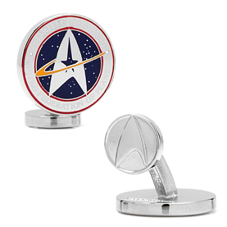 Star Trek - Starfleet Command Cufflinks