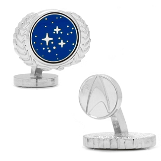 Star Trek - UFP Cufflinks
