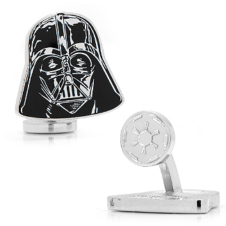 Star Wars - Darth Vader Head Cufflinks