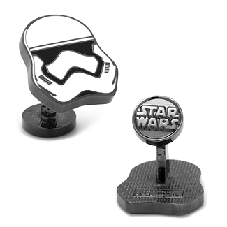 Star Wars - Stormtrooper Cufflinks