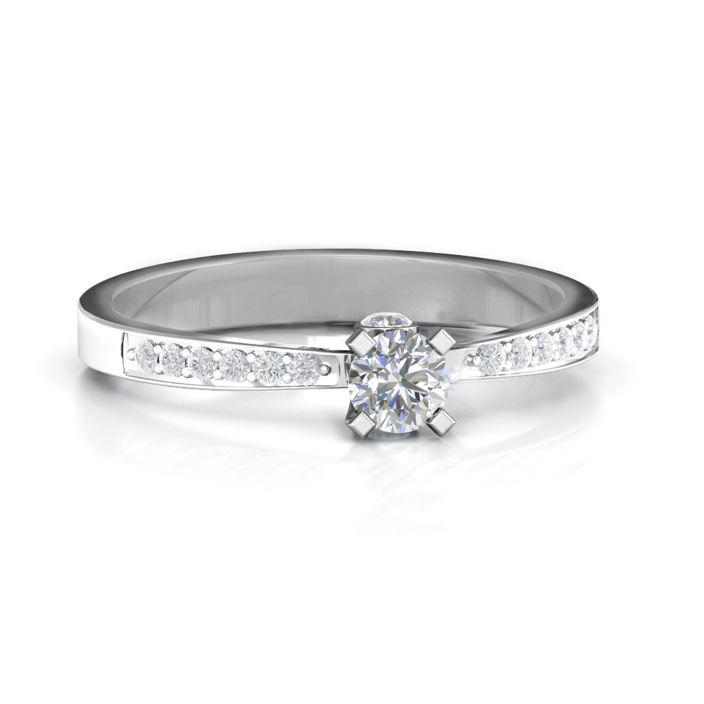 c01f4f9913582 May Birthstone Promise Ring For Your Girlfriend - Personalized by ...