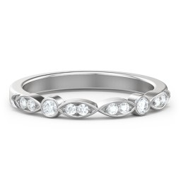 The Audrey Wedding Band
