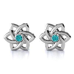 Celtic Star Earrings