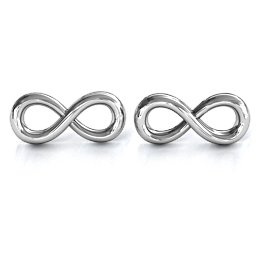 Classic Infinity Earrings