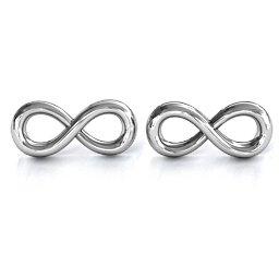 Classic Infinity Earrings