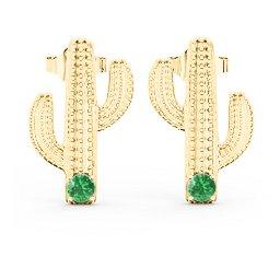 Cutest Cactus Earrings