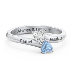 bb7ff05fb8cca Couples Promise Rings | Jewlr