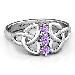 Sláine Celtic Knot Ring