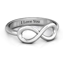 Classic Infinity Ring