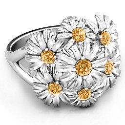 """In Full Bloom"" Ring"