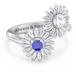 Sunflowers Ring