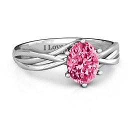 Passion Twist Ring
