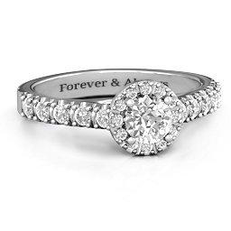 Graceful Shine Vintage Ring
