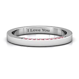 Enchanted Band Ring