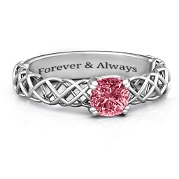 Tangled in Love Ring