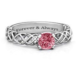 Tangled in Love Ring