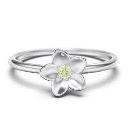 Stacking Flower RIng