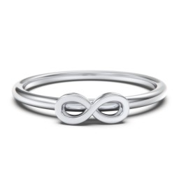 Infinity Stacking Ring