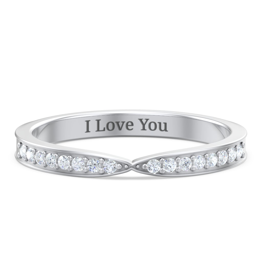 Bands For Her Personalized And Engraved Jewlr