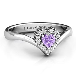 Peak of Love Ring