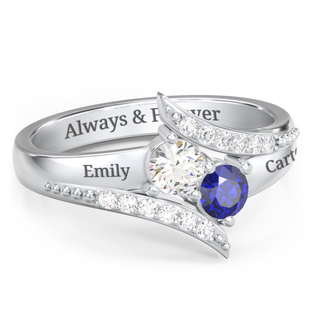 c296e0c5be6e Mothers Rings - Personalizable and Engravable