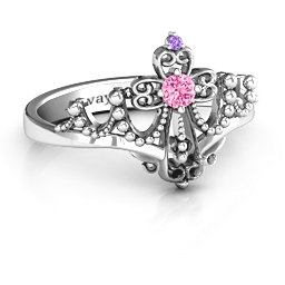 Forever And Always Tiara Ring