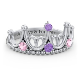 Like A Dream Tiara Ring