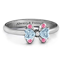 Beauty And The Bow Ring