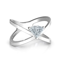Statement Of Style Crossover Ring