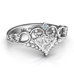 Dreams Do Come True Tiara Ring