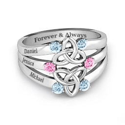 Celtic Celebration Ring
