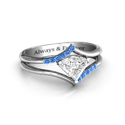 Vision Of Love Ring