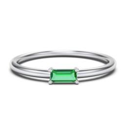 Baguette Stackable Ring