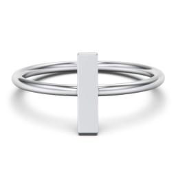 Vertical Bar Ring