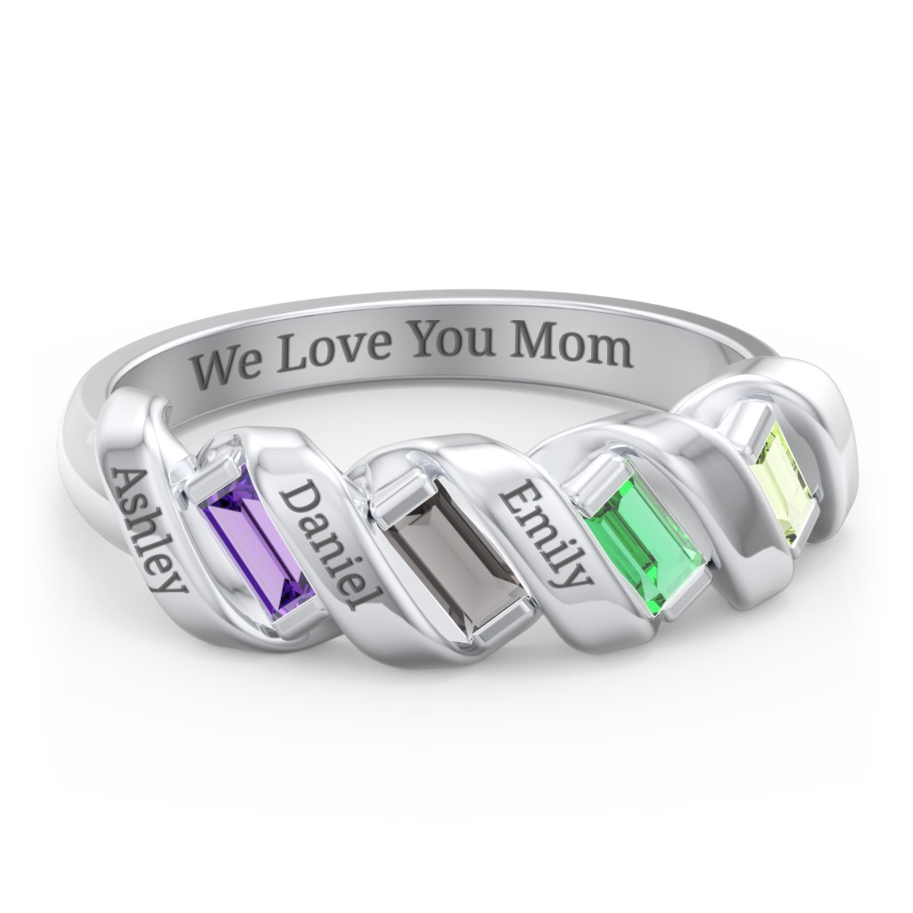 a9ead37bb Mothers Rings - Personalizable and Engravable | Jewlr