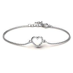 Heart 'Ahava' Bracelet