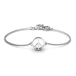 Shanti Peace Bracelet