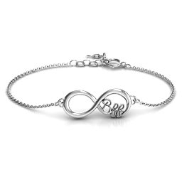 BFF Friendship Infinity Bracelet