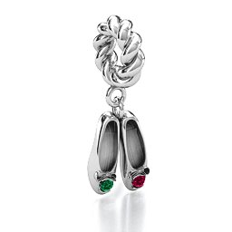 Classy Shoes Charm