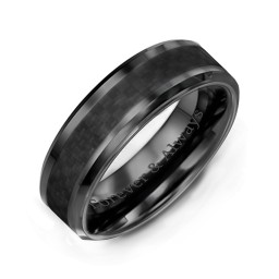 fc62bd732d Men's Promise Rings - Personalized For Husband or Boyfriend | Jewlr
