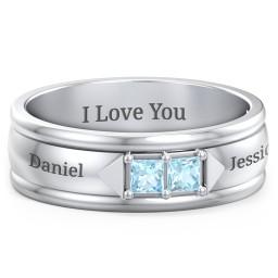 Men's Timeless Romance Ring